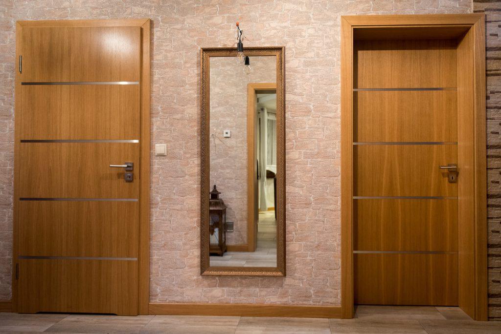 drzwi z drewna na wymiar